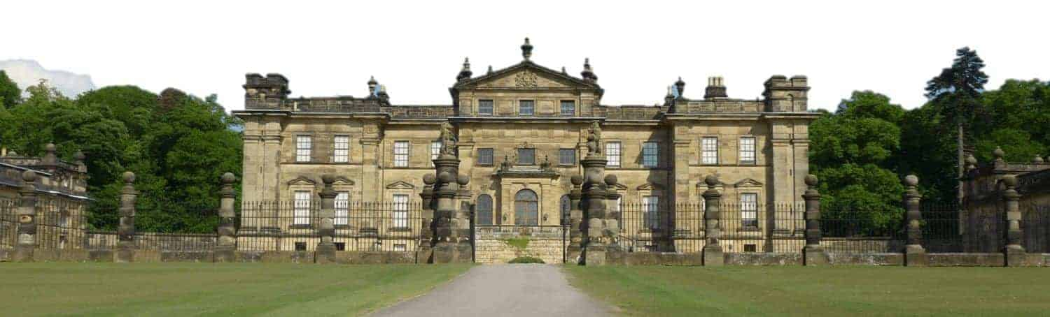 Duncombe Park, home of National Centre for Birds of Prey